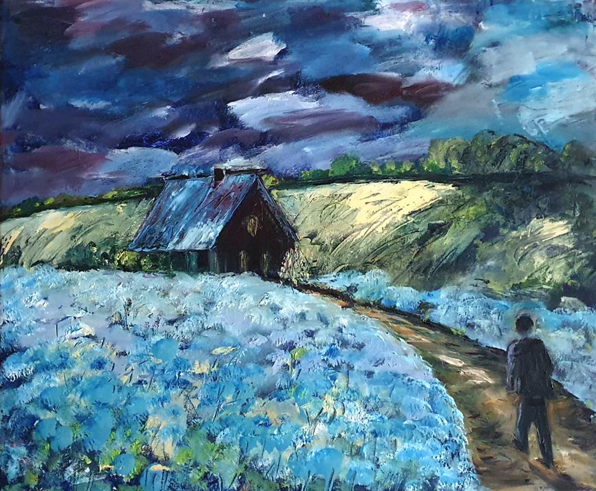nach Hause - Marianne Albrecht